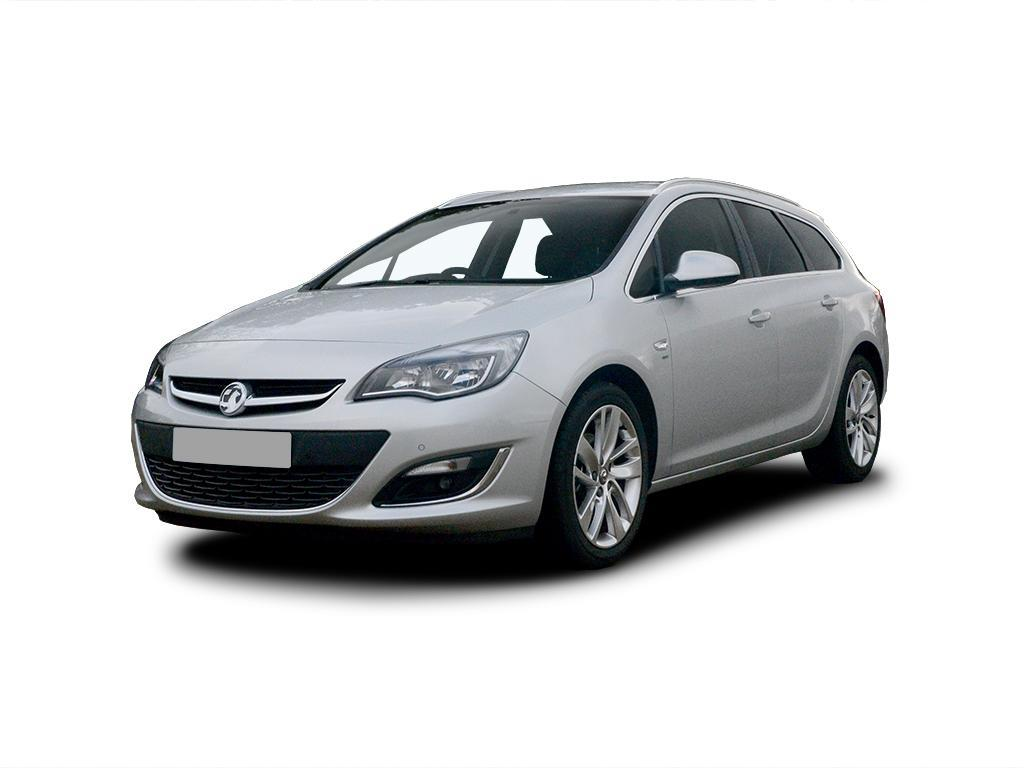 Vauxhall Astra Sports Tourer 1 6i 16v Elite Nav 5dr